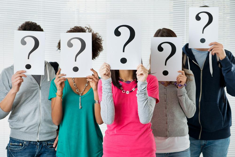 какие вопросы надо задавать для знакомства